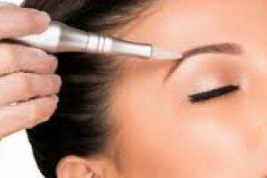 Micropigmentação com Dermógrafo