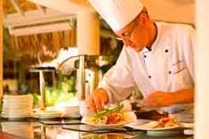 Chef de Cozinha Profissional
