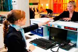 Atendente Aeroportuário Profissional
