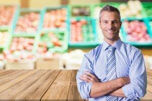 Finanças para Supermercado