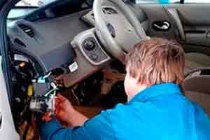 Instalação e manutenção de rastreadores