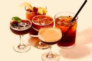 Drinks Exóticos com Café