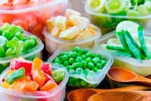 Congelamento de Alimentos